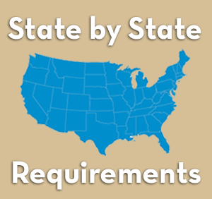 State by State Requirements